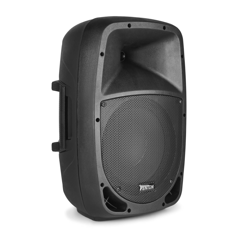 El FTB1000A es un bafle activo. Compacto incorpora entrada de lineay entrada de micro y guitarra. Fenton Sky-178.112