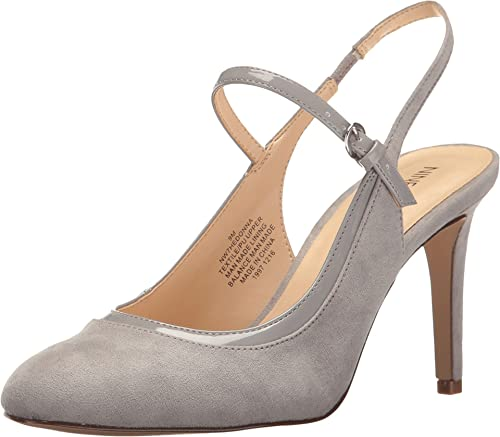Nine West Women's Hedonna Fabric Dress Pump