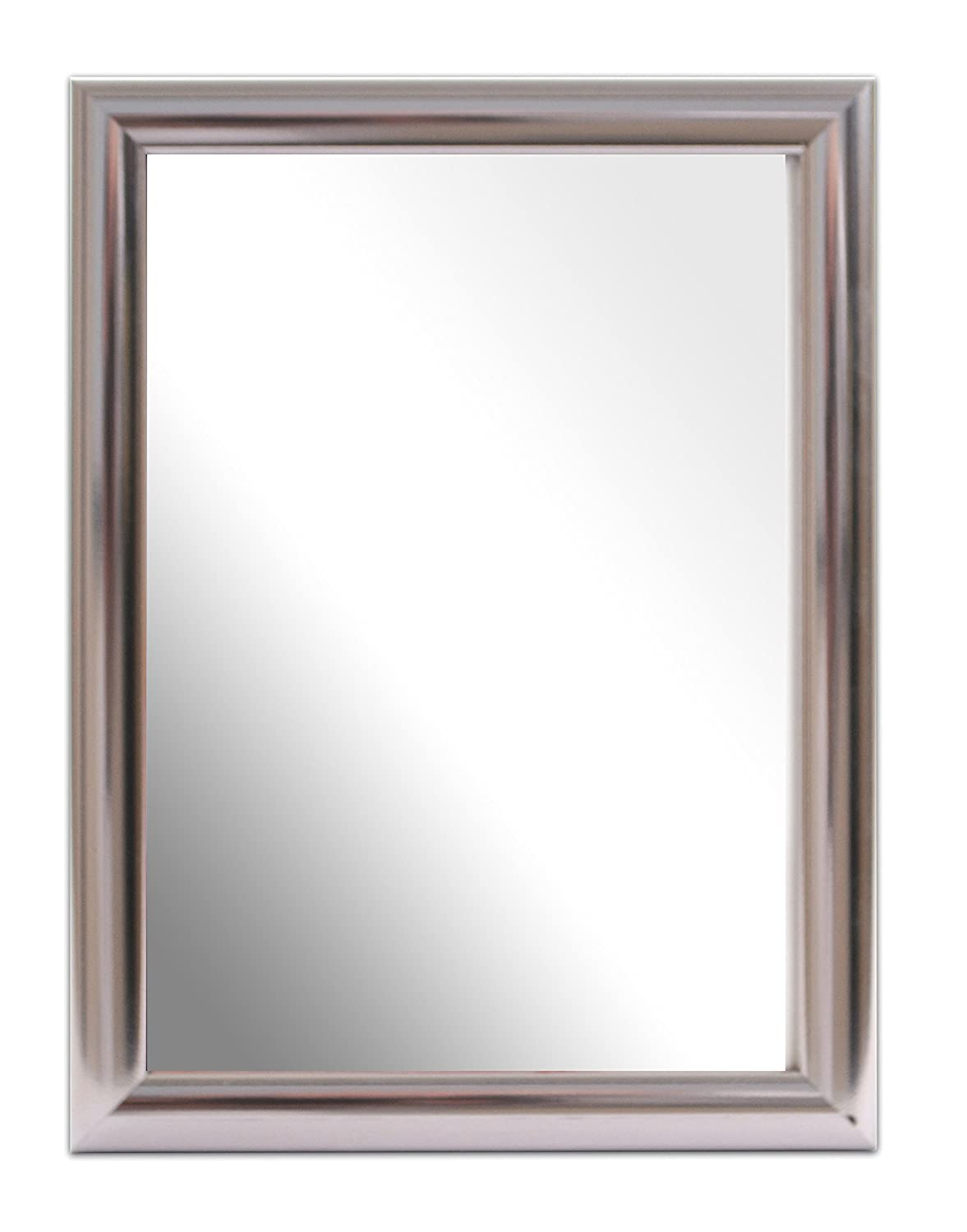 Inov8 British Made A4 Traditional Mirror, Pack of 2, Value Silver MFVD-VSLV-A4
