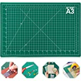 """Self Healing Sewing Mat, Anezus 12"""" x 18"""" Rotary Cutting Mat Double Sided 5-Ply Craft Cutting Board for Sewing Crafts…"""