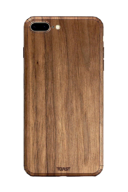 separation shoes 3463c 4fd87 TOAST Skin Apple iPhone 7 Plus - Real Wood/Walnut