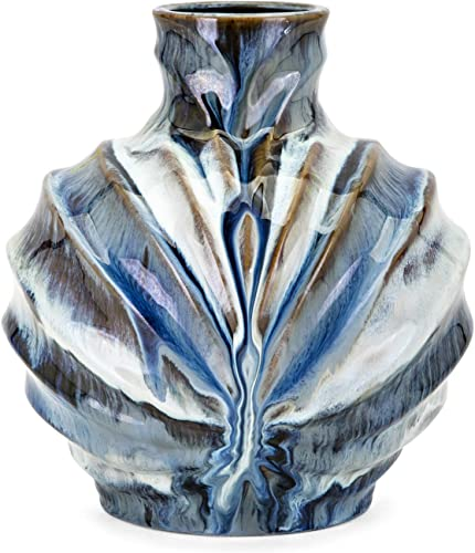 Imax 13904 Myla Medium Vase, Multi Color