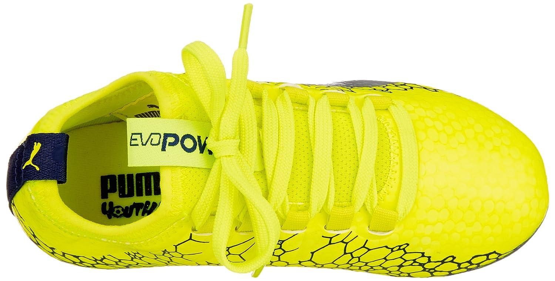 Puma Unisex-Kinder EvoPower Vigor 3 Graphic AG Jr Jr Jr Fußballschuhe B072HYT5SJ Fuballschuhe Praktisch und wirtschaftlich 1464d1