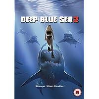 DEEP BLUE SEA 2 [DVD] [2018]