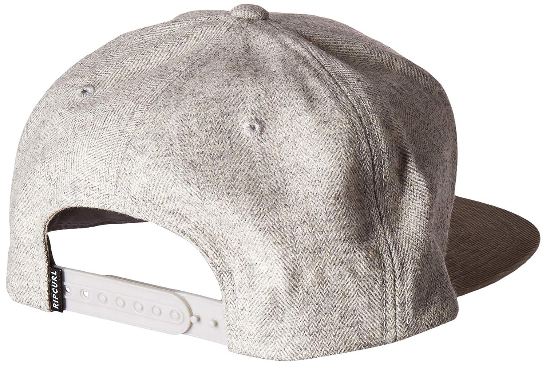 8060e79852683b Amazon.com: Rip Curl Men's Wettie Heritage Snapback Beige 1SZ: Clothing