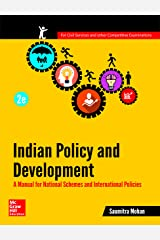 Indian Policy and Development: A Manual for National Schemes and International Policies Paperback