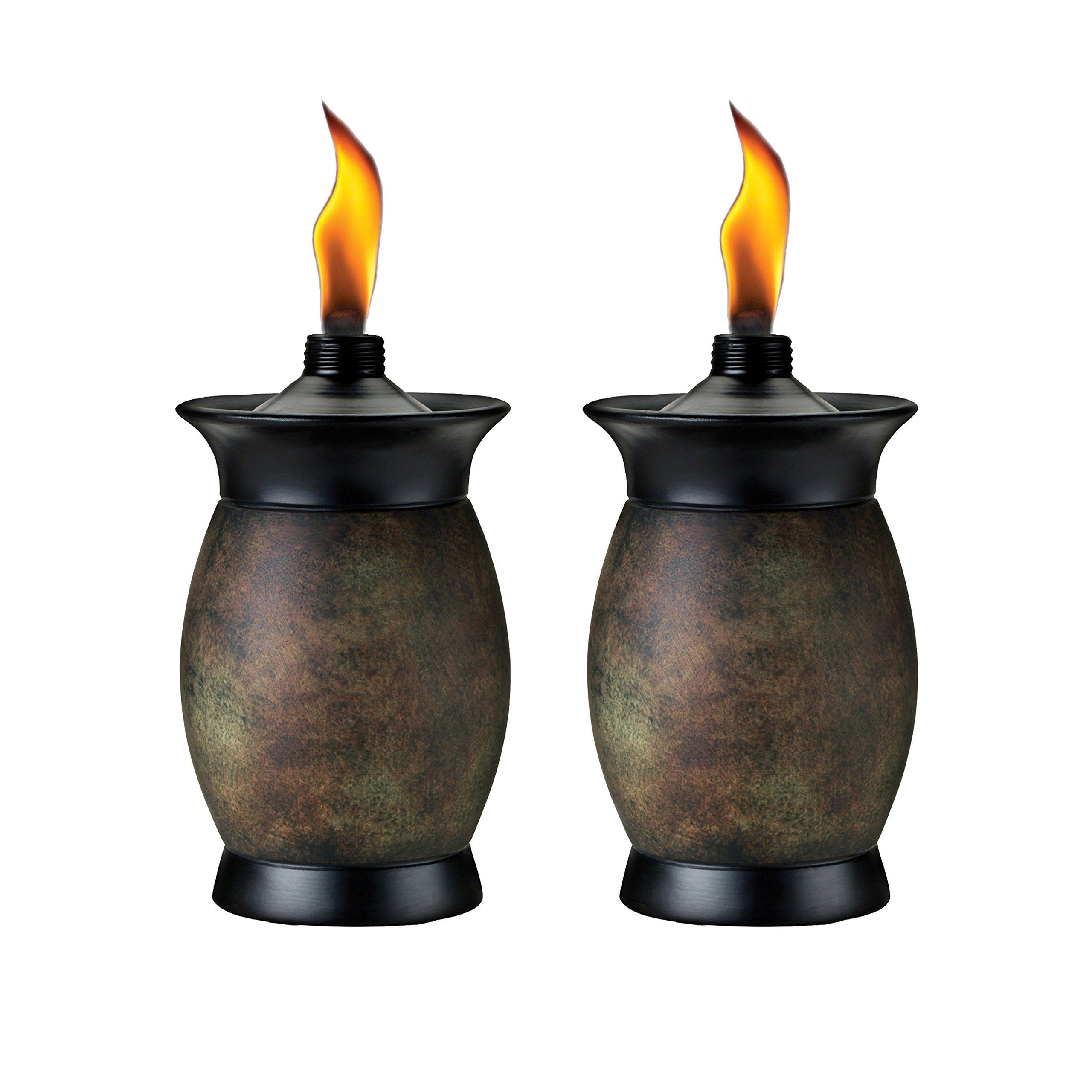 Tiki Brand 1115008 4N1 Torch Metal, 2 Pack by Tiki