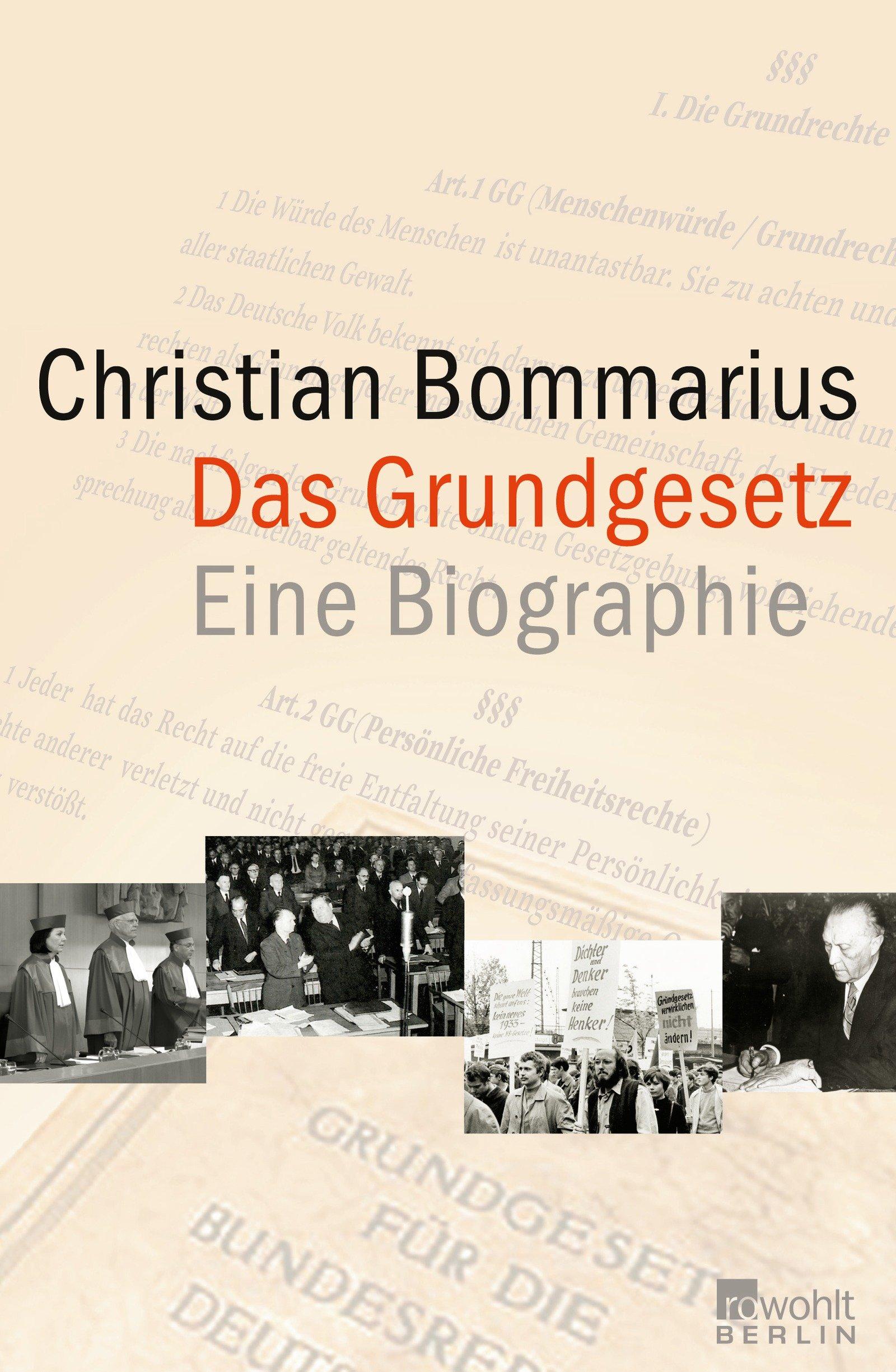 das-grundgesetz-eine-biographie-rowohlt-monographie
