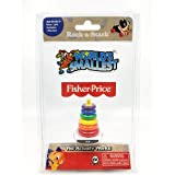 World's Smallest Fisher Price Classic Rock-a-Stack