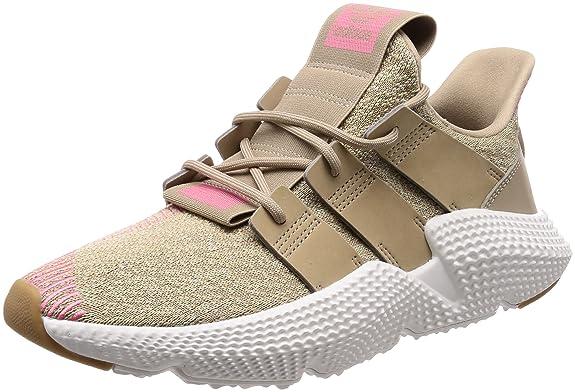 adidas Prophere, Zapatillas Para Hombre, Marrón (Trace Khaki/Trace Khaki/Chalk Pink 0), 45 1/3 EU