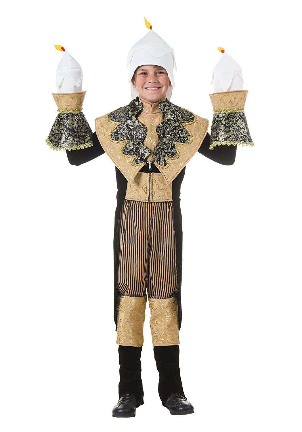Child Candlestick Costume - ST lumiere