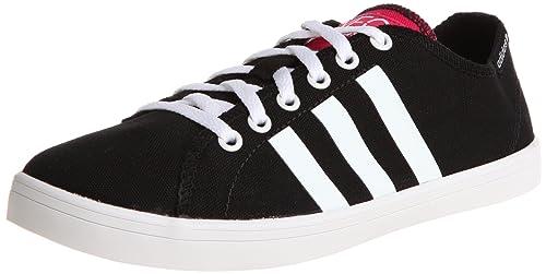 meet bc29d 74382 ... ireland adidas neo label lienzo vl ball derby zapatillas deportivas  lifestyle negro blanco negro blanco 36 ...