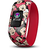 Garmin Vivofit jr. 2 - Stretchy Minnie Mouse - Activity Tracker for Kids 010-01909-20