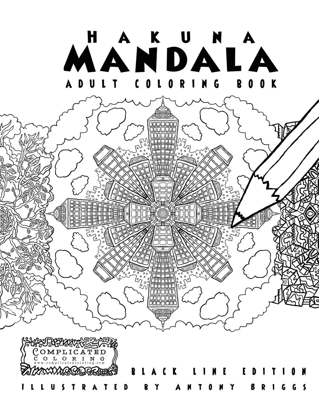Free Complicated Coloring Pages Printable, Download Free Clip Art ... | 1360x1051