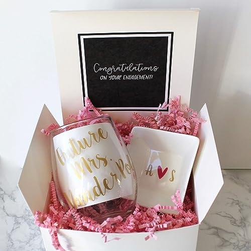 7b7c351265d8 Amazon.com  Engagement Gift Box