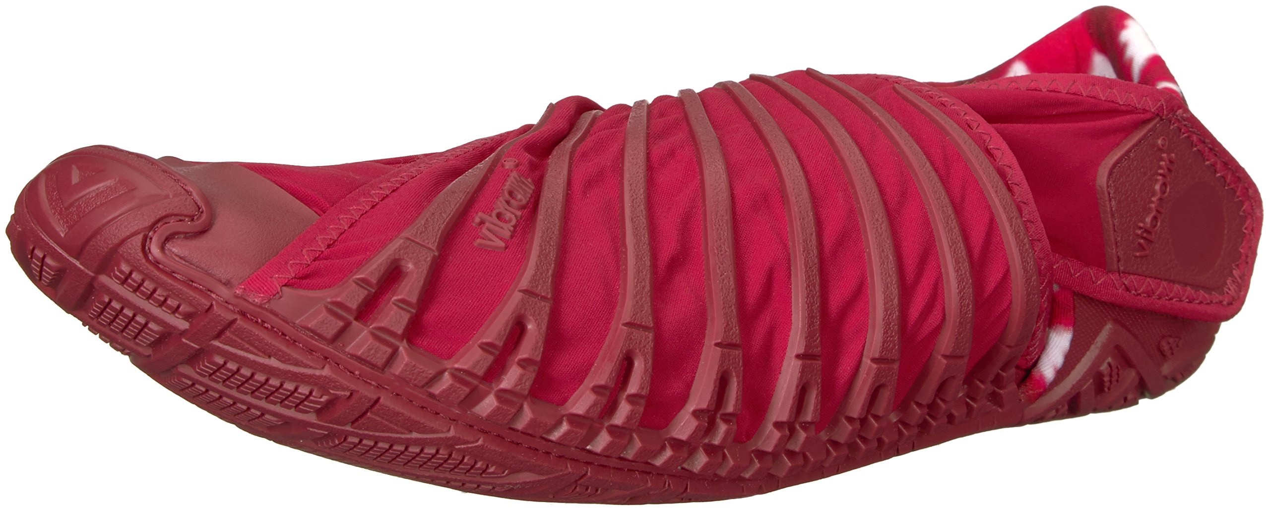 Vibram Women's Furoshiki Beet Red Sneaker 9-9.5 M B EU (42 EU/9-9.5 US US)
