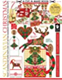 Scandinavian Christmas Cut-n-Make Book: Folksy Scandinavian Paper Crafts and Clip Art for Handmade Holiday Cards, Packs and Gifts: Volume 2