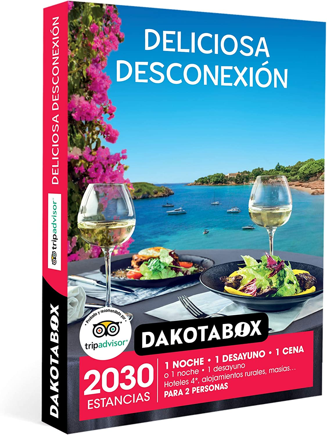 deliciosa desconexion dakotabox