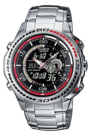 Casio Reloj de Pulsera EFA-121D-1AVEF  Amazon.es  Relojes c22bfe863f68