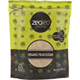 Zealeo Organic Palm Sugar, 250g