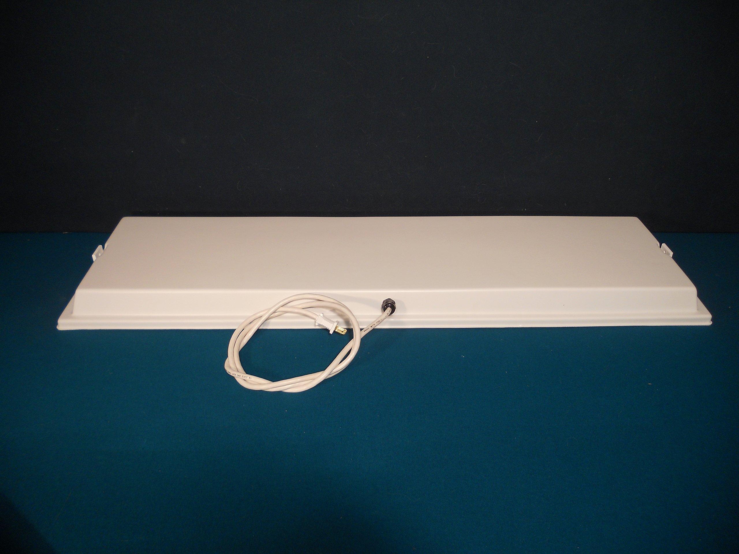 SWEETER HEATER Infrared Heater for Chicks & Pets, Side Mount 11x40, 150 Watt