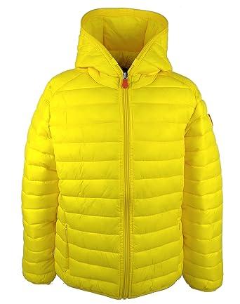 Detaillierung billiger Verkauf auf Lager SAVE THE DUCK Jungen Jacke gelb gelb 6 Jahre: Amazon.de ...