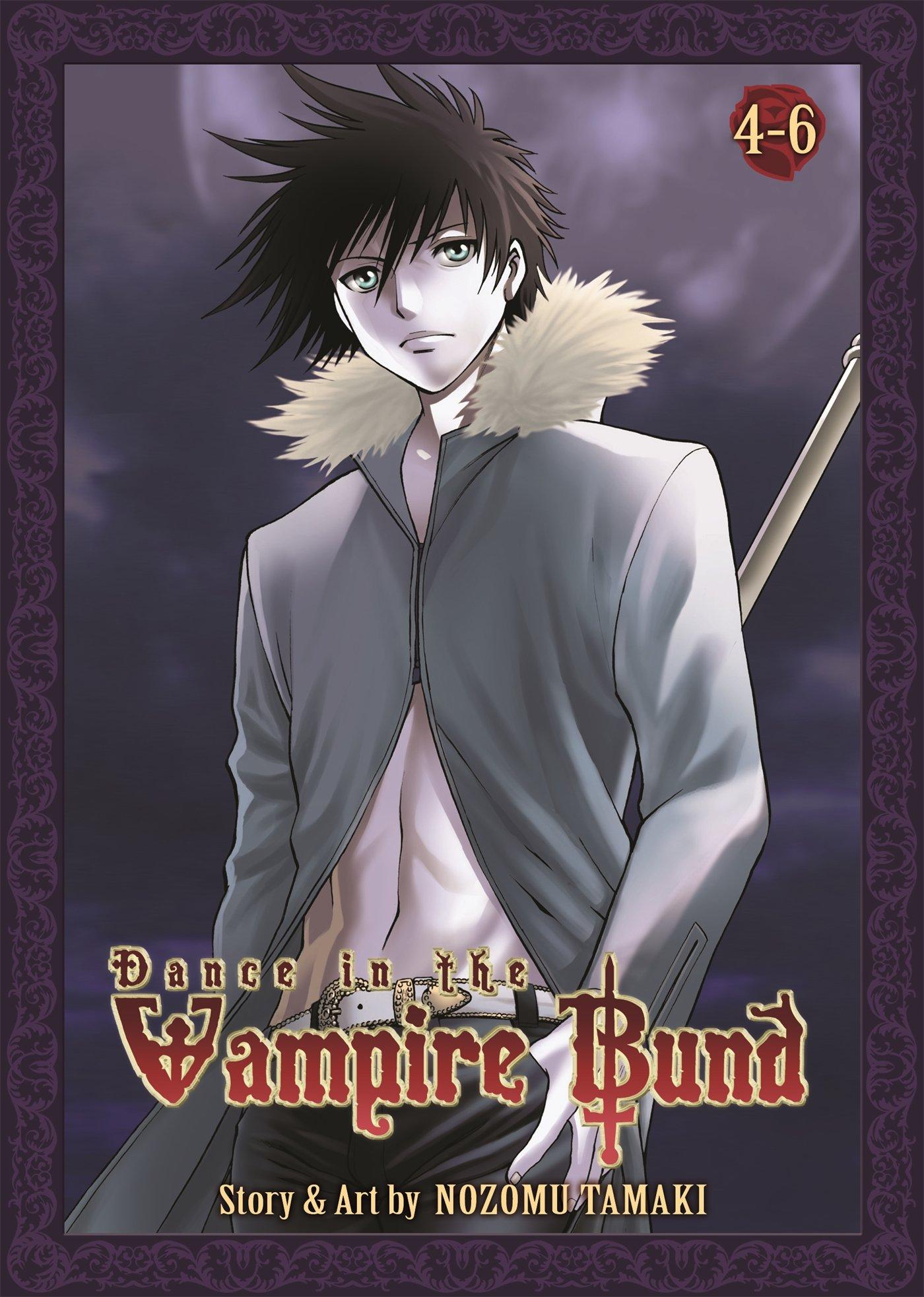 Dance in the Vampire Bund Omnibus 2  Nozomu Tamaki  9781937867249   Amazon.com  Books fb20fa0bf5