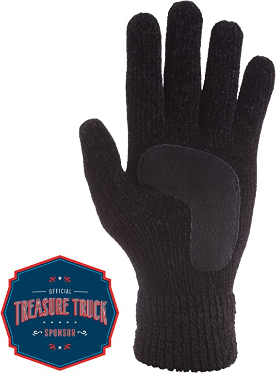 NWT Isotoner Women/'s Chenillhe Microluxe Thinsulated Knit Winter Gloves One Size
