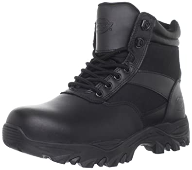 8f848247b97 Amazon.com | Dickies Men's Spear 6'' Steel-Toe Work Boot ...