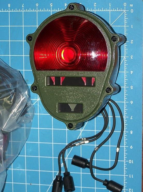 M A Rear Light Wiring Diagram on
