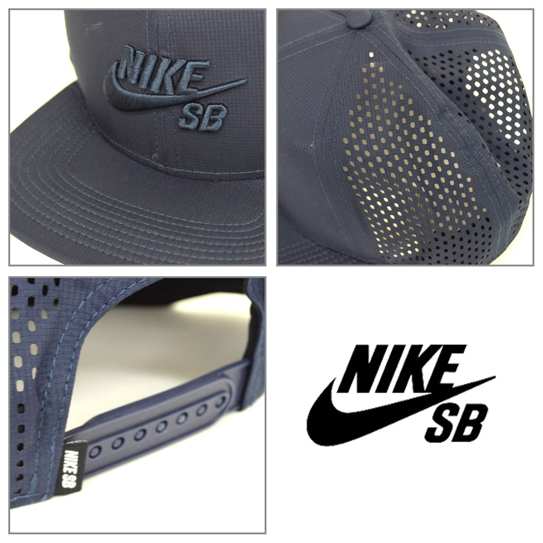 Nike Sb Ytelse Trucker Lue Obsidian / Svart / Gym Rød / Hvit jbxzQZm8Ns