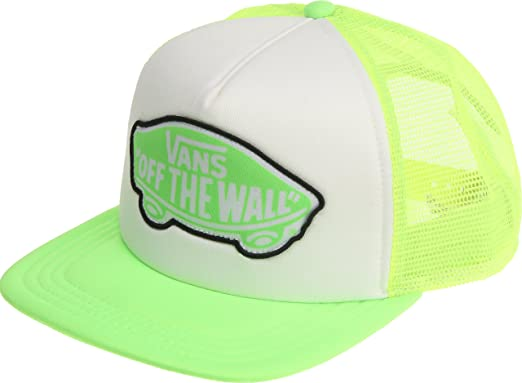 Vans G Beach Girl Trucker - Gorra de mujer verde (neon) green Talla OS   Amazon.es  Deportes y aire libre d3c34349540