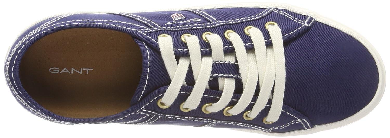 GANT Damen Zoe Sneaker, Sneaker, Zoe Blau (Marine) d31214