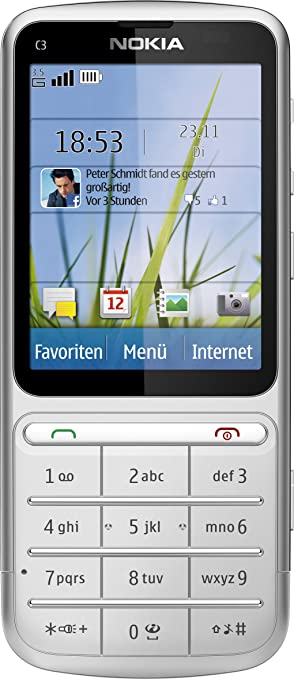 download facebook chat for nokia c3