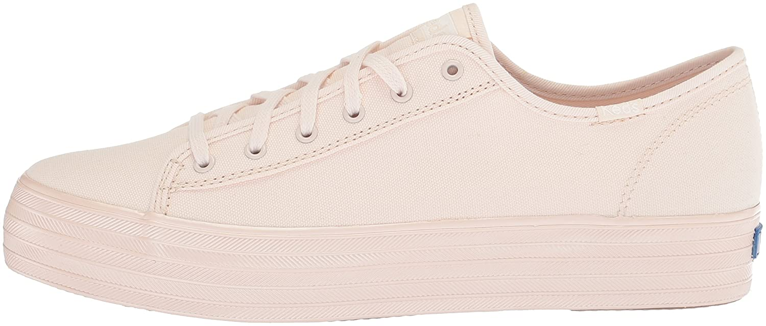 6676c9fbd4a Keds Women s Triple Kick Shimmer Sneakers  Amazon.ca  Shoes   Handbags