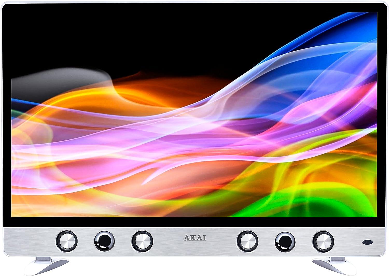 Akai ATE-40T3604S TV de Pantalla LCD de 39 Pulgadas con sintonizador TDT, 50 Hz: Amazon.es: Electrónica