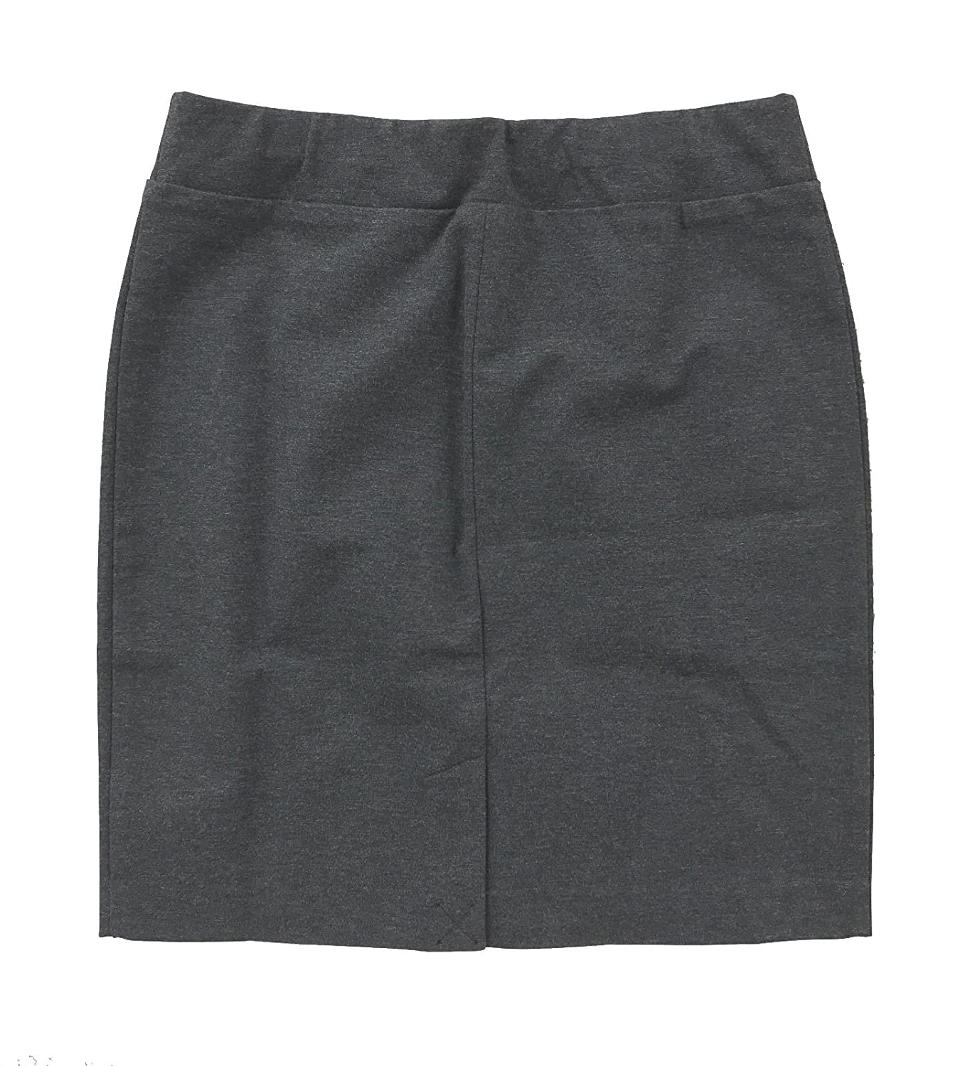a5198c9144 J Jill Women's - Seamed Ponte Knit Pull-On Pencil Skirt (X-Large, Charcoal  Gray) at Amazon Women's Clothing store: