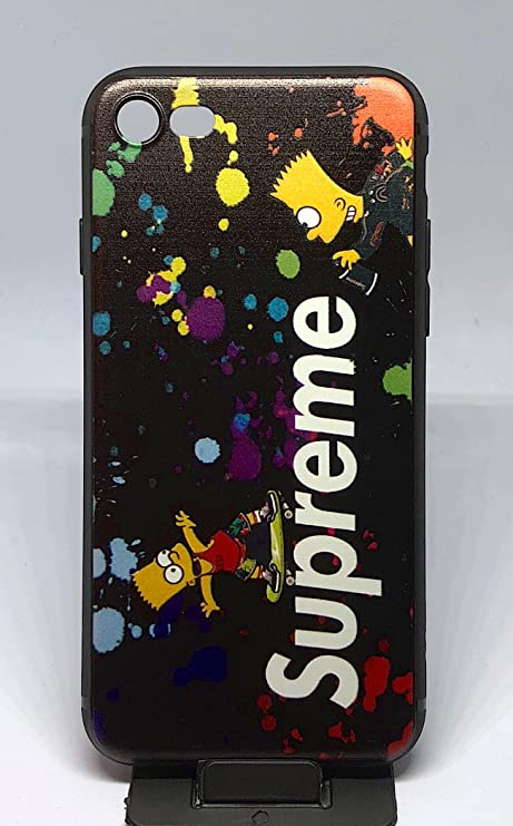 coque silicone iphone 6 simpson