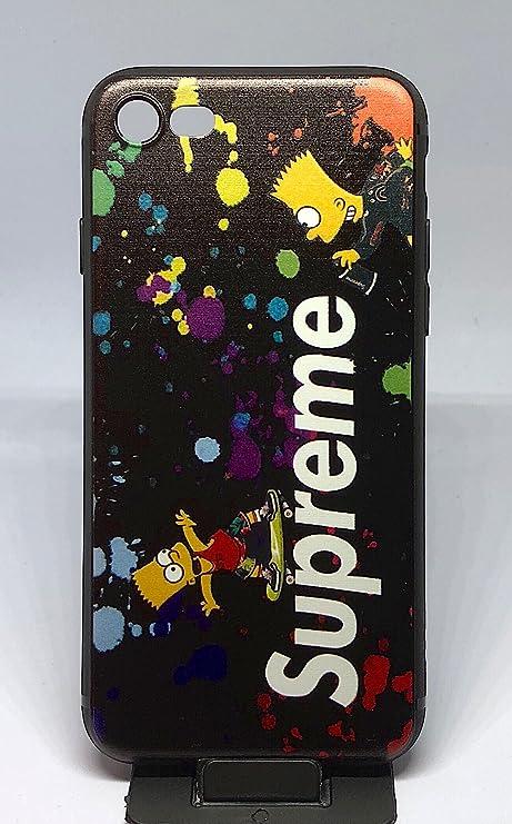 coque iphone 6 bart simpson