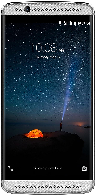 Gris Zte Axon 7 Mini Smartphone (Pantalla De 13.2 Cm (5.2 Pulgadas), 32 GB De Almacenamiento, Android 6.0)