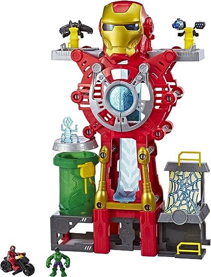 playskool heroes marvel super hero squad select your figure
