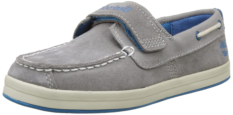 Timberland Dover Bay H&l Boatsteeple Grey with Mykonos Blue, Oxford Mixte Enfant CA1JSE