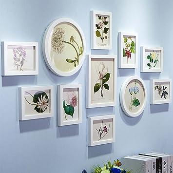 WCUI Moderne Minimalist Foto Wandrahmen Wand Wohnzimmer Wand Hung  Bilderrahmen Kreative Kombination Schlafzimmer Wand