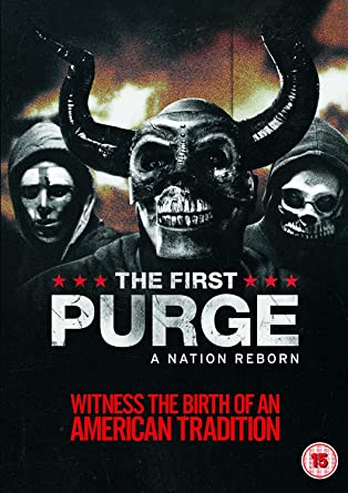 The First Purge [DVD] [2018]: Amazon co uk: Y'Lan Noel, Lex