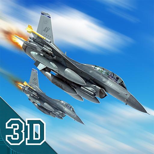 F16 Jet Air Flight Simulator 3D
