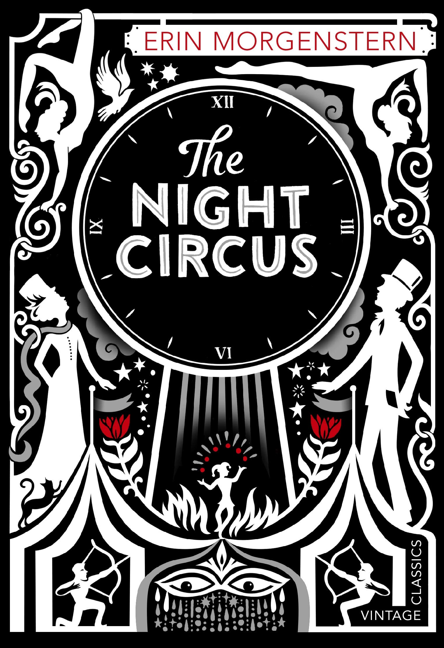 NIGHT CIRCUS, THE: Erin Morgenstern: 9781784871055: Amazon.com: Books