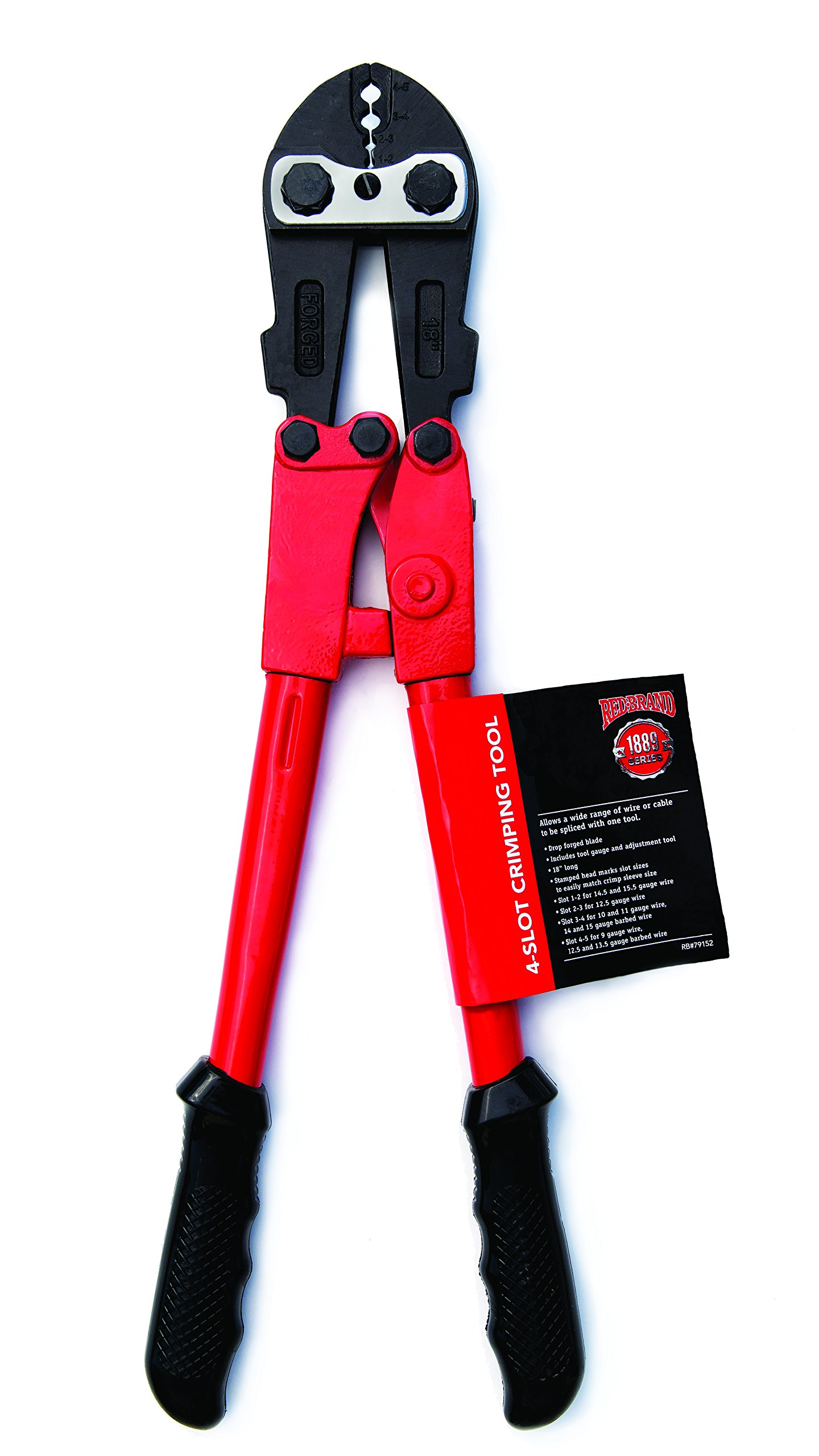 Red Brand Wire Fence Crimping Tool