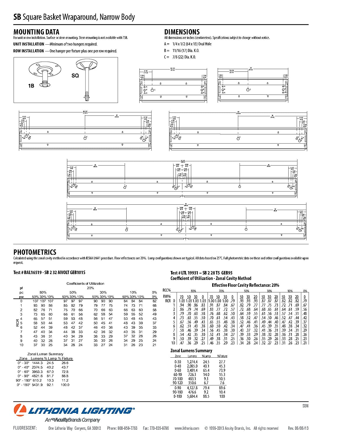Lithonia T8 4 Bulb Wiring Diagram Schematics Diagrams 2 Lamp Lighting Fluorescent Square Feet 120v Wraparound Rh Amazon Com Led Electronic Ballast