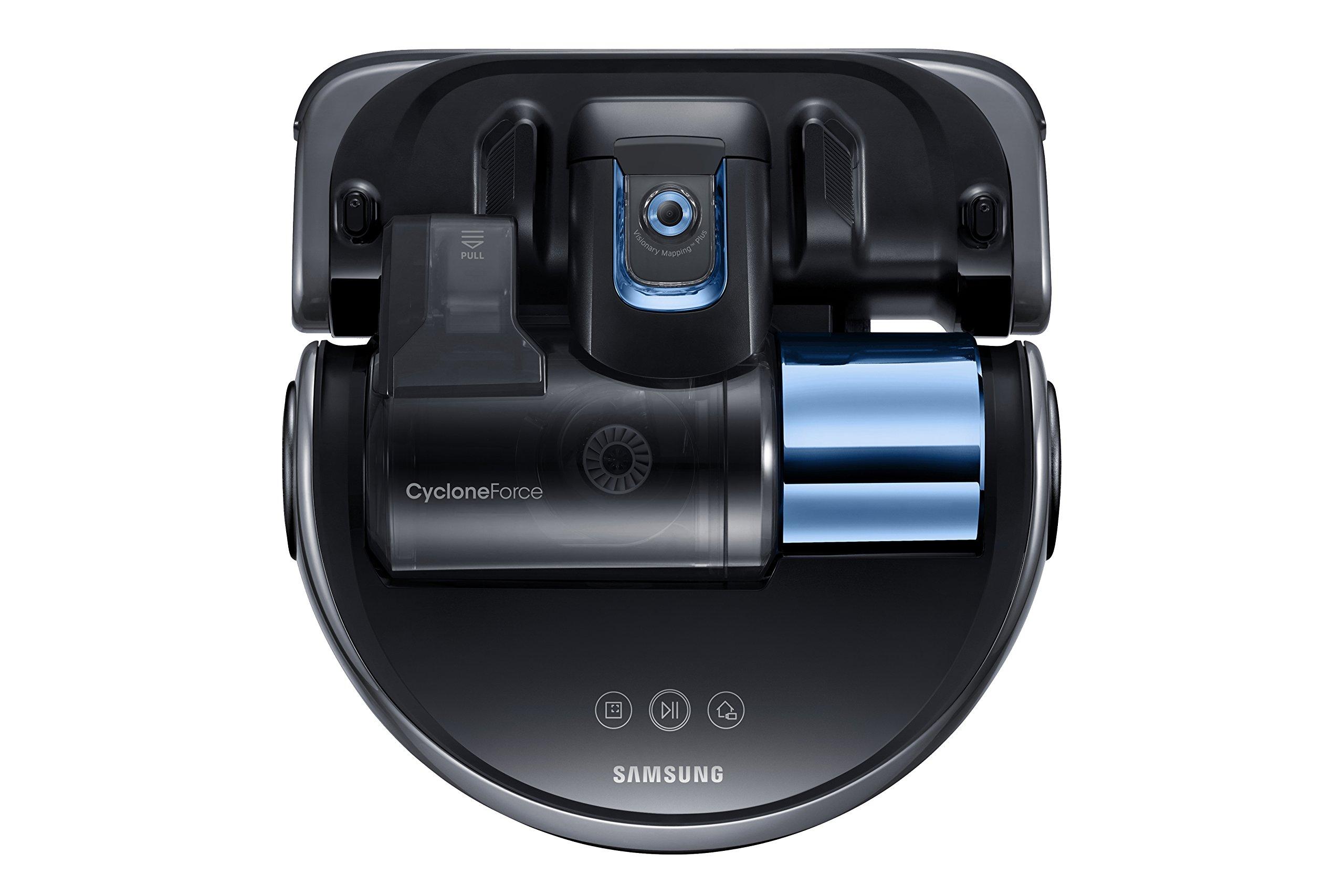 Samsung  POWERbot SR2AJ9040W Wi-Fi Robot Vacuum, Works with Amazon Alexa