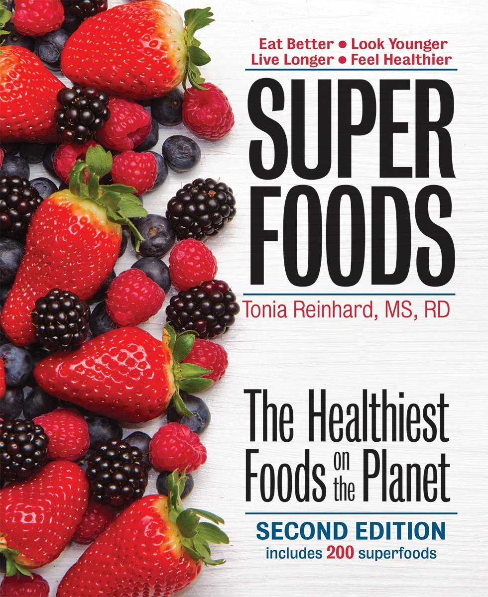 Download Superfoods: The Healthiest Foods on the Planet pdf epub